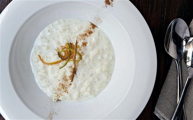 Spanish rice pudding (arroz con leche) recipe