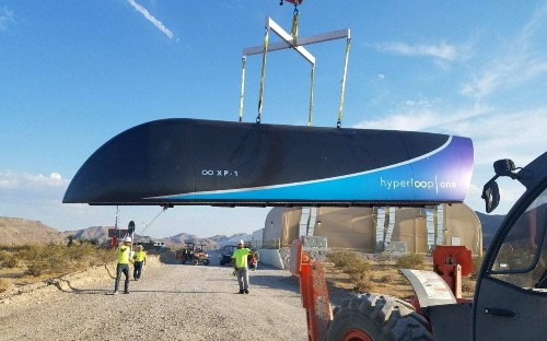 Transport for London veteran takes charge at Branson-backed Virgin Hyperloop One