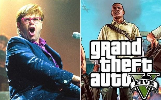 GTA 5: Listen to the soundtrack