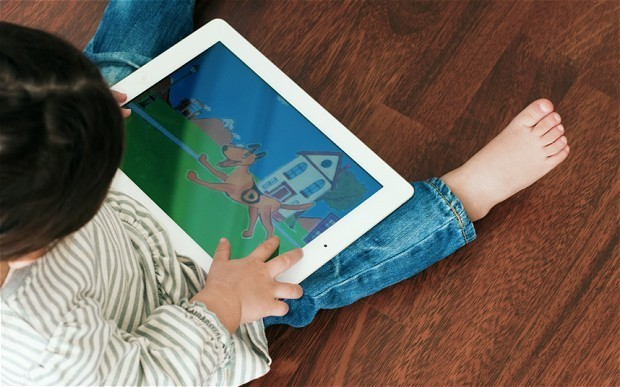 Toddlers becoming so addicted to iPads they require therapy