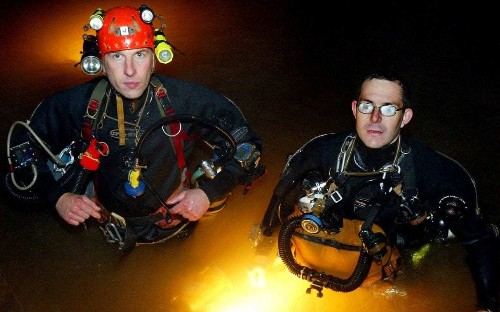 Thailand cave rescue: Meet the 'A-Team' of heroic volunteer British divers who led search