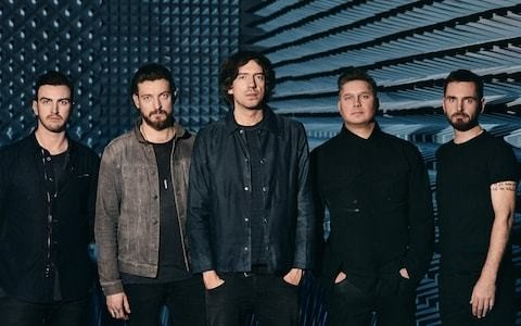 Snow Patrol anthem crowned most played track of 21st Century