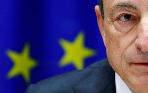 Fears that eurozone is turning Japanese as inflation gauge dives