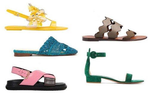 The 15 prettiest sandals to buy this summer