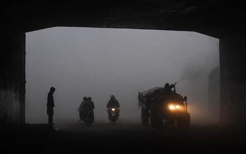 'Everyone wears a mask... sometimes we don't move at all': Dispatch from Lahore, one of the most polluted cities on Earth