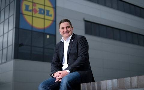Lidl spends £15bn to boost sales of British produce