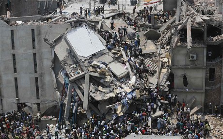 Bangladesh building collapse kills at least 82 in Dhaka