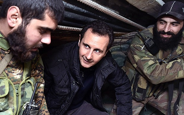 Fear of the peace: Why Assad is not the main obstacle to a deal on Syria