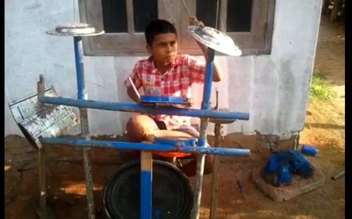 This story of a Sri Lankan drummer boy will tug at your heartstrings