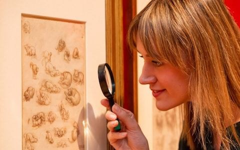 Royal Collection joins escape room craze as it opens Queen's Gallery Leonardo da Vinci exhibition to players