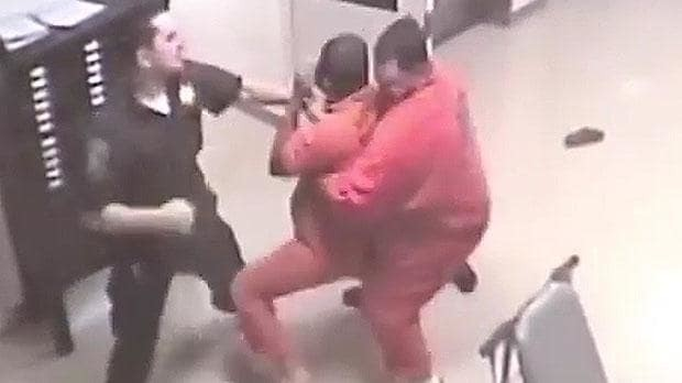 Inmate rescues officer attacked by fellow prisoner inside Oklahoma jail