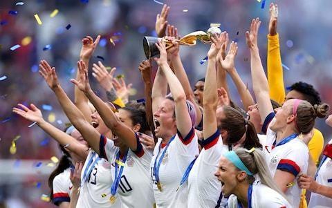 Absurd feminist demands for equal pay will kill women's football
