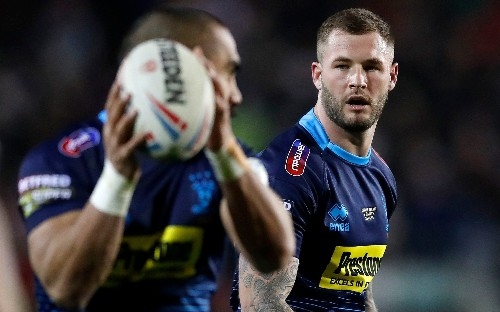 Zak Hardaker hoping to repay Wigan's show of faith by upsetting Sydney Roosters in World Club Challenge