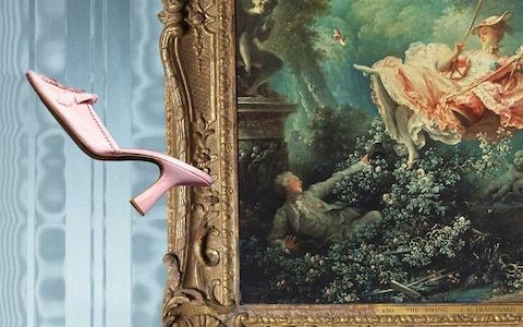 Private view of An Enquiring Mind: Manolo Blahnik at the Wallace Collection