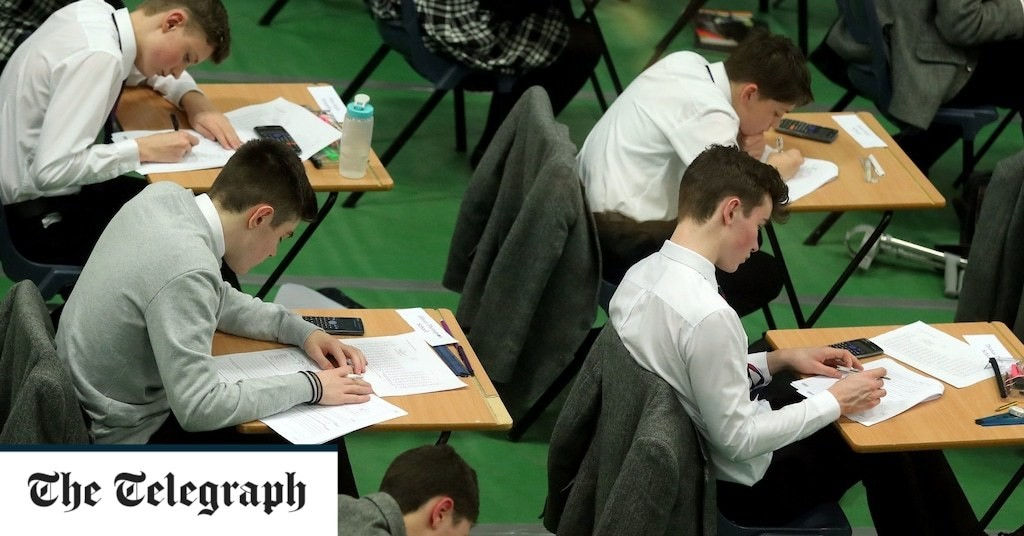 Using modelling to decide exam results is a gross injustice