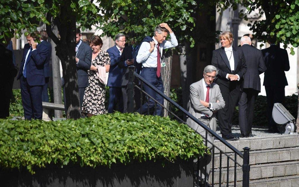 MPs got a taste of life on Planet Queue – but at least they could go to the tea room afterwards