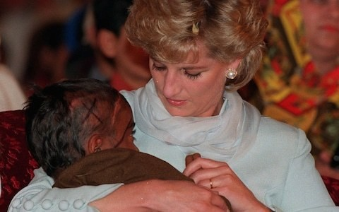 Princess Diana's 'final heartbreak' and her special relationship with Pakistan