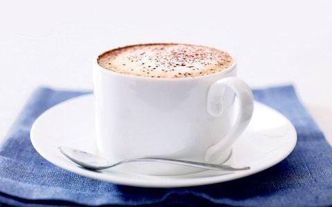 Free hot drink at Debenhams