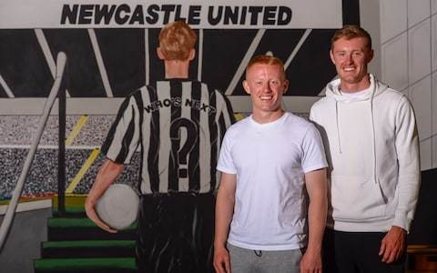 Sean and Matty Longstaff interview: Newcastle brothers on dream debuts, sibling rivalry and turning down cricket