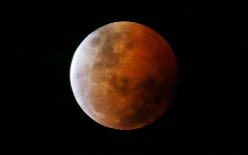 End of the world fears that 'blood moon' will lead to apocalyptic meteor strike