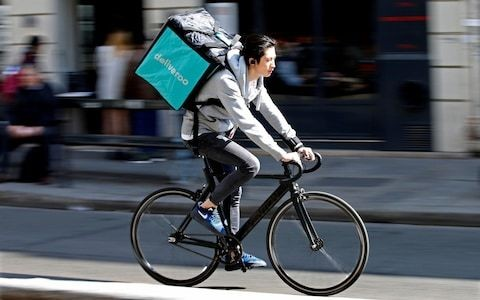 Competition watchdog to examine Amazon investment in Deliveroo