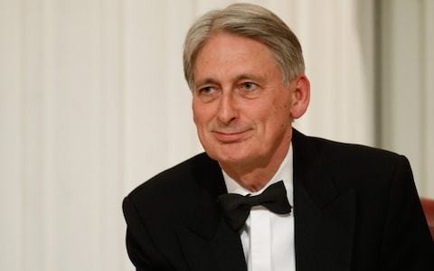 Philip Hammond gets first job a week after quitting the Commons