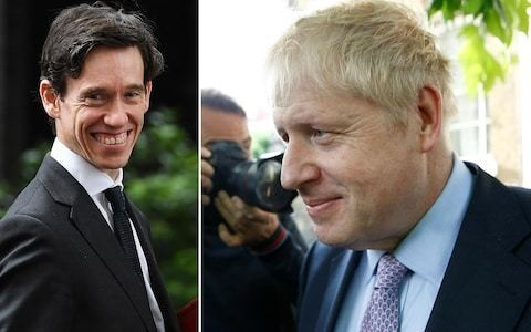 Rory Stewart could be the next Boris Johnson. A pity that he's a Remainer