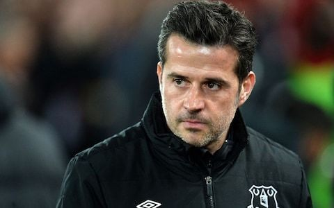 Marco Silva set to learn his fate as Everton owner Moshiri travels to Merseyside