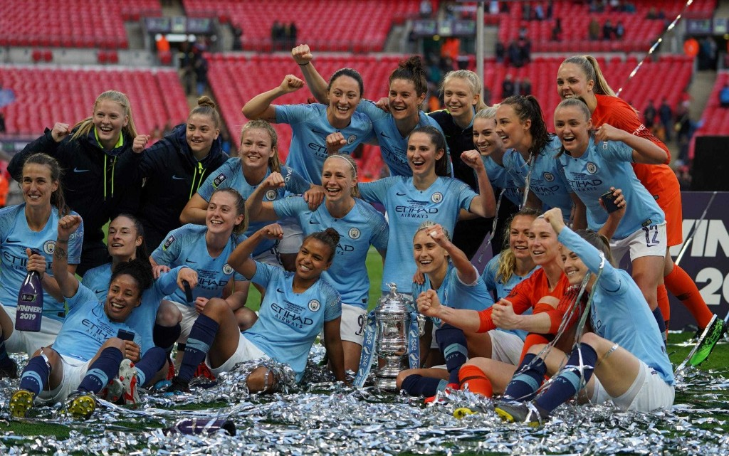 Plan to complete Women's FA Cup with games early next season