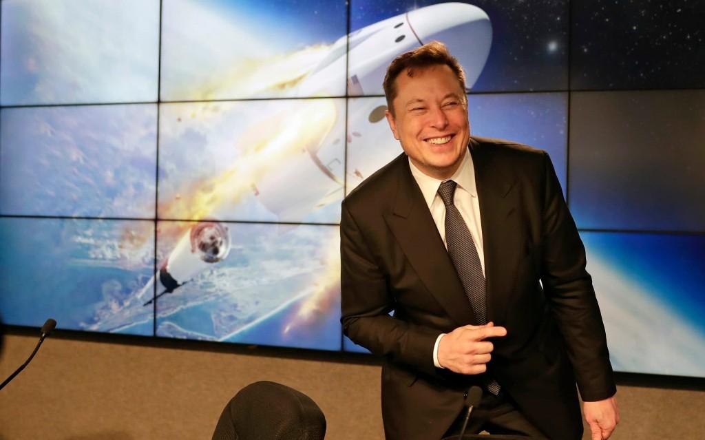 'This is fascist': Elon Musk delivers off-script rant criticising coronavirus shutdown measures