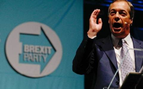 Nigel Farage must be prepared to stand down his victorious Brexit army