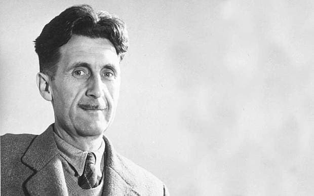 George Orwell: no wonder the mere ordinary don't like him