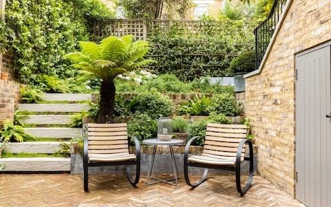 How to turn your 'yarden' into an elegant courtyard space
