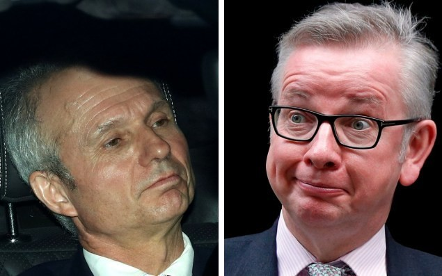 David Lidington and Michael Gove deny they will replace Theresa May in coup over Brexit