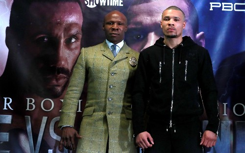 Chris Eubank Snr: I'm petrified of what will happen if Jnr loses to James DeGale
