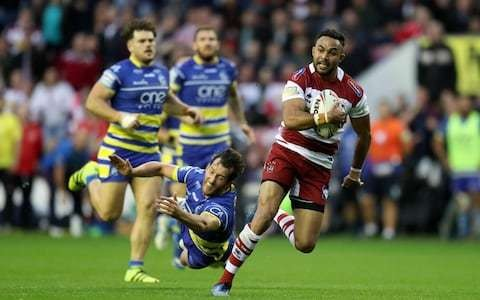 Warrington head to Wembley on run of five straight defeats after defeat to Wigan