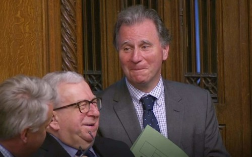 The Letwin amendment is unconstitutional