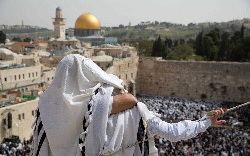 Recognising Jerusalem as Israel's capital is good for peace. Britain should do so too