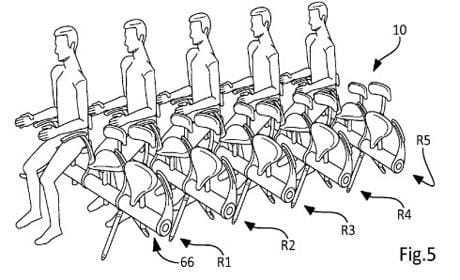 New call for standing seats on planes