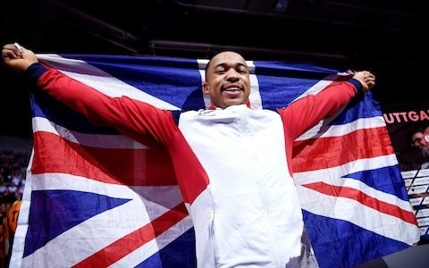 Joe Fraser interview: Great Britain's unlikely world champion turns attention towards his legacy