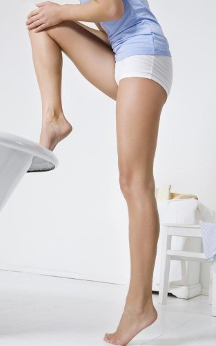 How to make your legs smooth - the best moisturisers