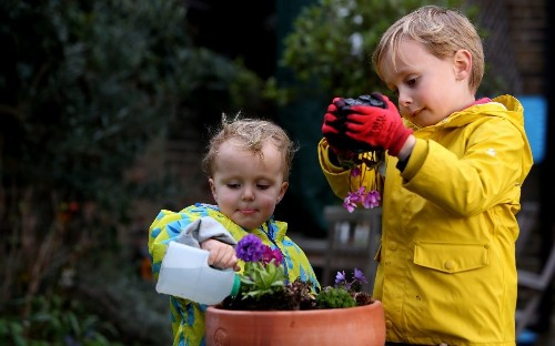 How to get your kids into gardening, and inspire a lifelong love of nature