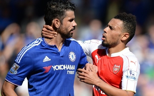 Diego Costa betrayed football for Chelsea against Arsenal and provoked FA into action