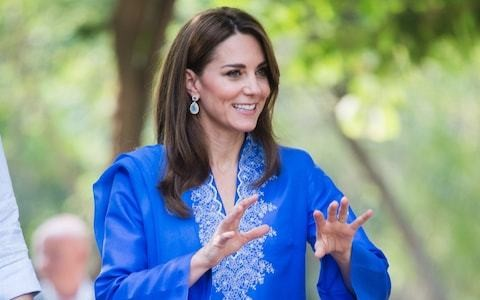 Meet the London boutique owner who helped shape the Duchess of Cambridge's royal tour wardrobe