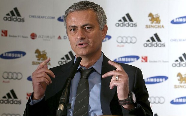 Jose Mourinho is playing a dangerous game at Chelsea