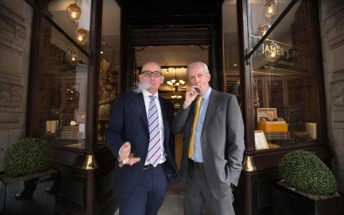 Inside London's oldest cigar merchants'