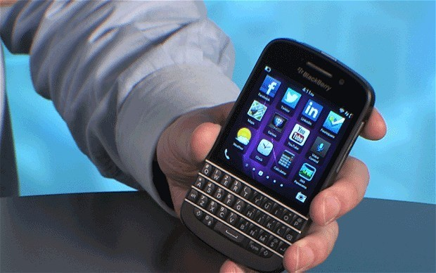 BlackBerry extends BBM messaging service to Apple and Android