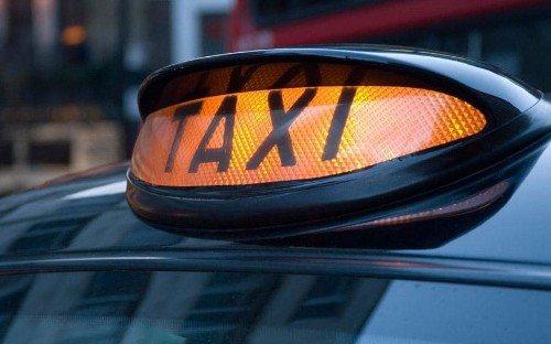London taxis 'world's most expensive'