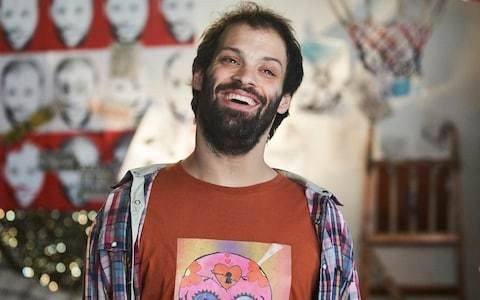 Jerk star Tim Renkow: 'I'm a disabled redneck Mexican Jew – I can make fun of anyone'