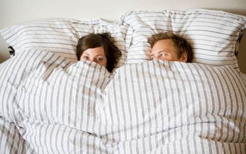 Could a bespoke duvet give you a better night's sleep and prevent nocturnal disagreements?